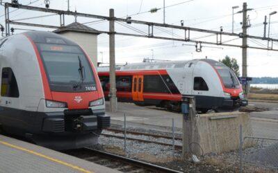Vil bygge Intercity til Hamar, dropper dobbeltspor til Lillehammer